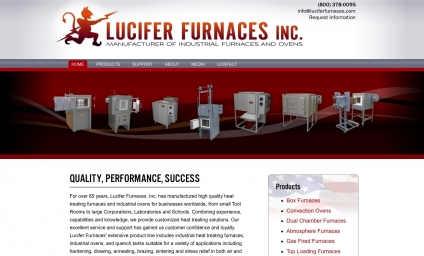 Lucifer Furnaces Inc.
