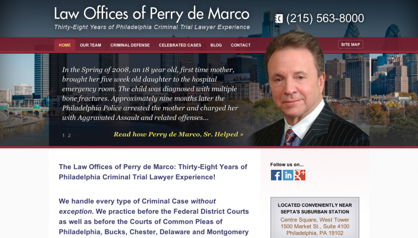 Law Offices of Perry de Marco